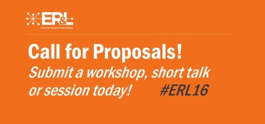 ERL 2016 Call for Submissions