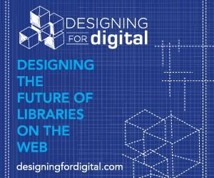 D4D 2016 Designing for Digital UX for Libraries