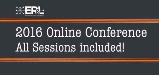 ERL 2016 Online Confernece All Session
