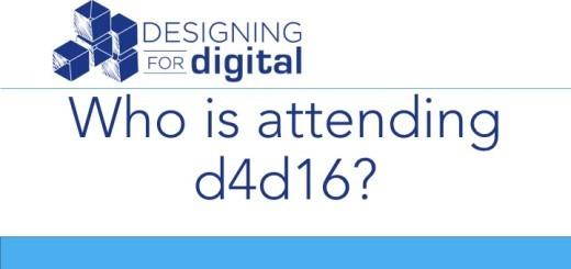 D4D Attendee
