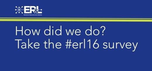 ERL 2016 survey