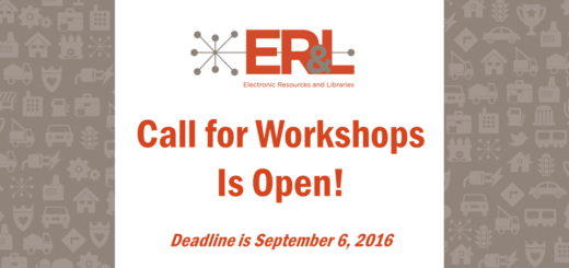 workshop call is open