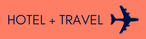 Click this button to access information about hotels and travel