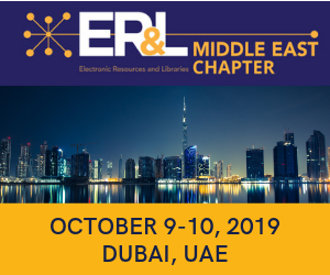ER&L Middle East Advertisement - Dubai skyline and dates of conference