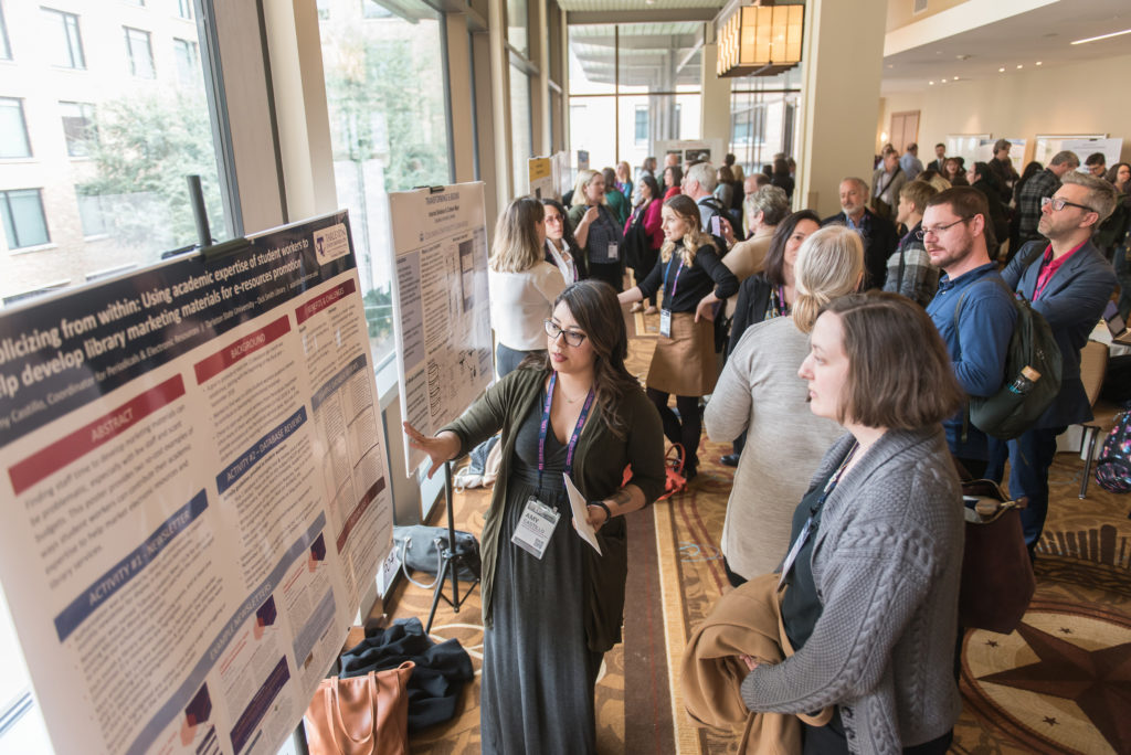 Poster Session at ER&L 2019 Conference