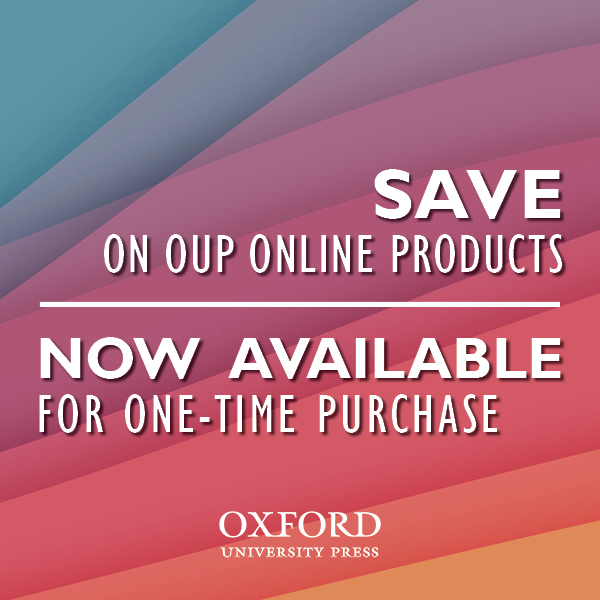 discount available on oup online products