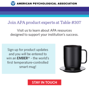Ember coffee mug - sign up for product updates with APA to win this mug